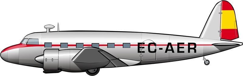 Autarquía aérea en el franquismo inferior