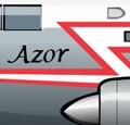 El avión de línea nacional