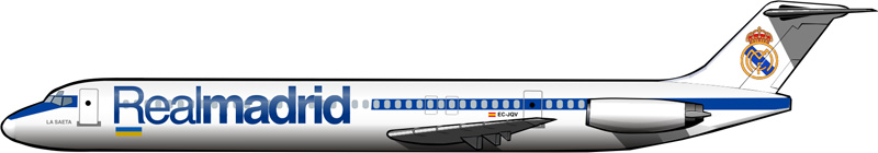 Real Madrid Airways