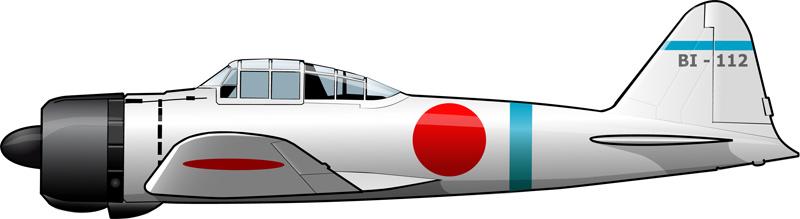 Zero: símbolo del poder imperial japonés