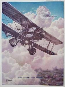 Vickers Vincent: el perfecto avión colonial