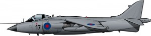 Harrier & Sidewinder