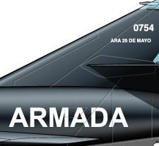 La breve ventaja de la aviación naval argentina