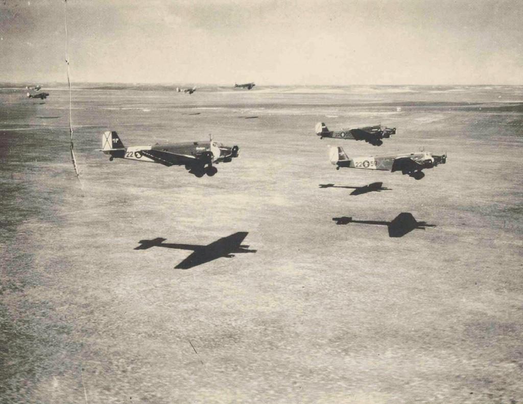Junkers Ju-52 nacionalistas