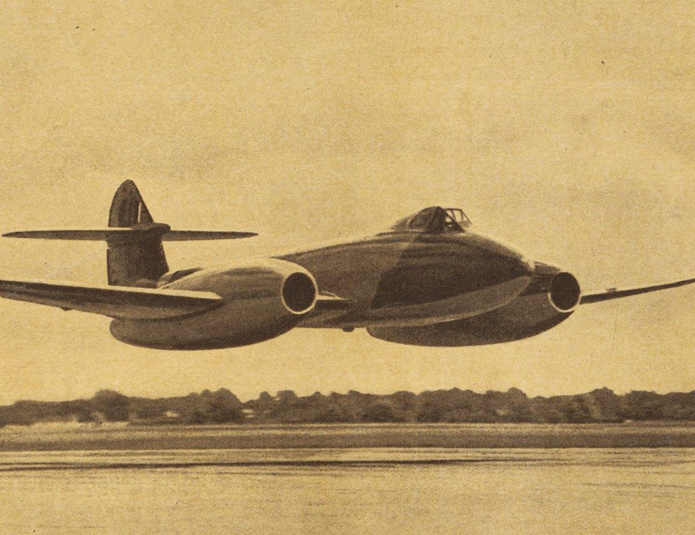 Gloster Meteor (1946)