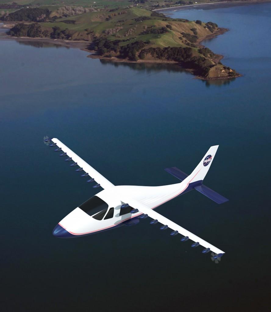 El avión eléctrico