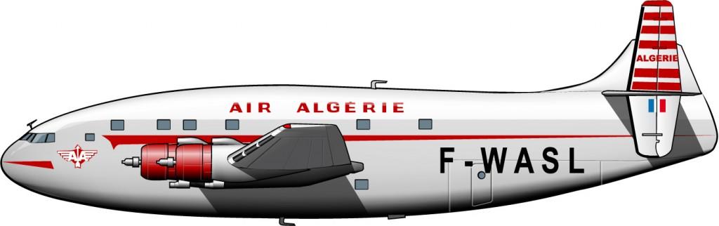 Breguet Deux-Ponts, carguero para el declinante imperio francés