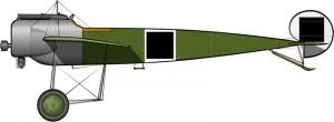 Fokker E (Eindecker): el primer avión diseñado para la guerra