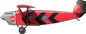 Heinkel HD 40: el avión periodista