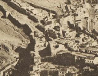 Malaga – Le fort