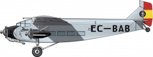 Ford Trimotor: multiavatar