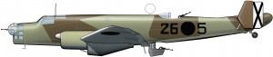 Junkers Ju-86: eficiente pero inútil para la guerra