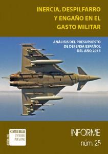 Eurofighter Tifón: gasto militar a espuertas