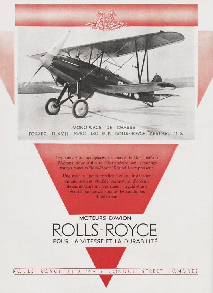 Fokker D.XVII