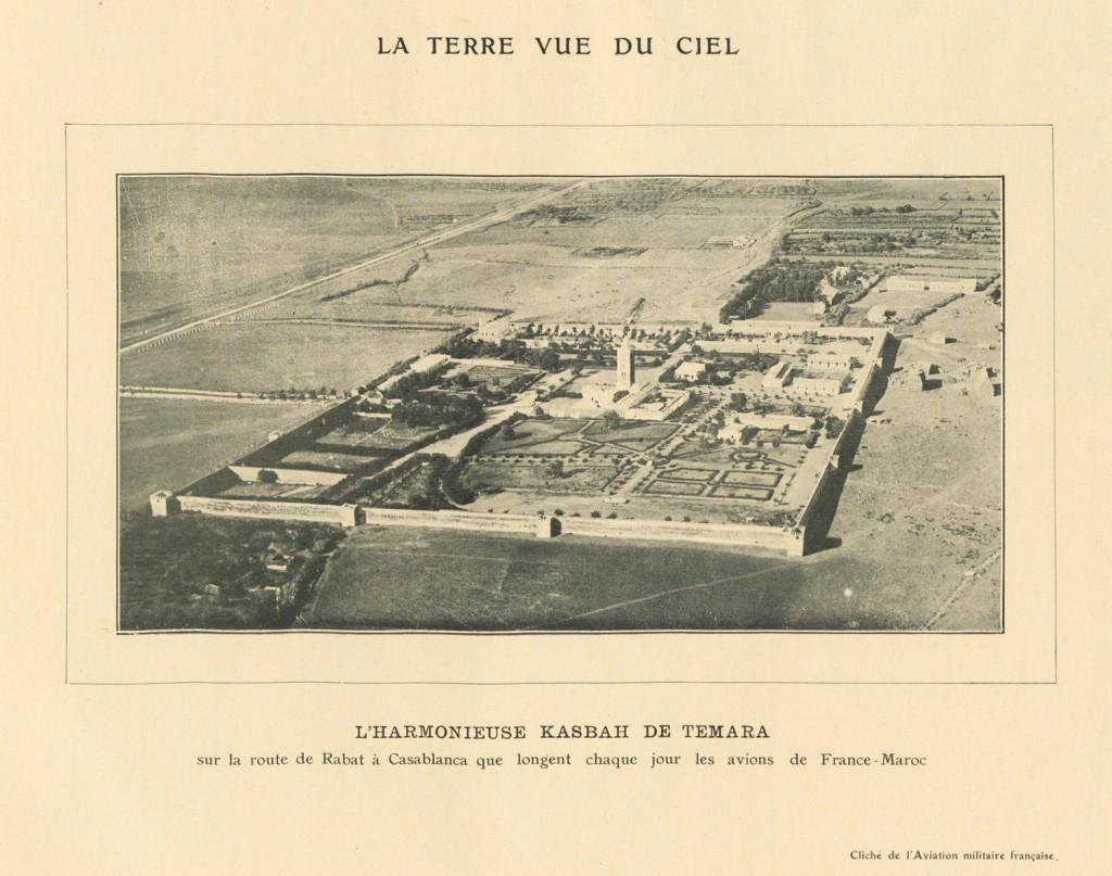 L'harmonieuse kasbah de Temara