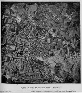 Vista de Borja (Zaragoza)