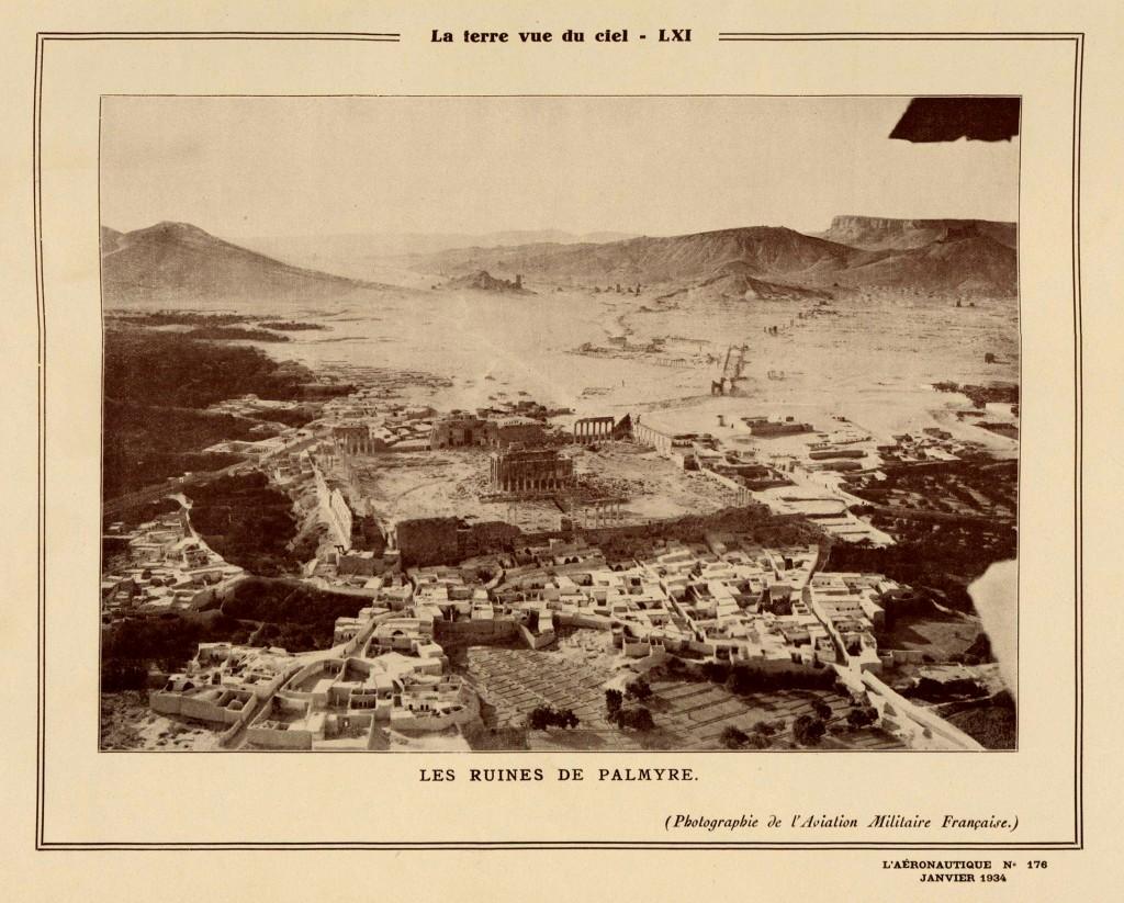 Las Ruinas de Palmira (Siria)