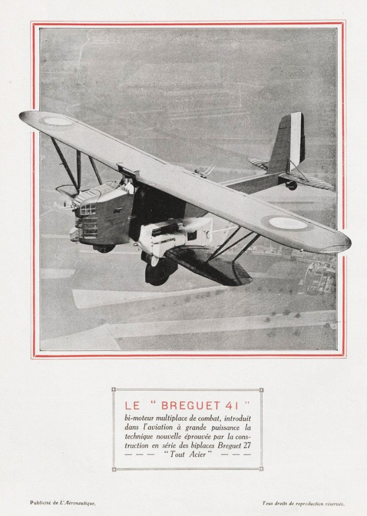 Le Breguet 41