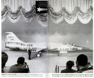 F-104 Starfighter – Hope of the Future