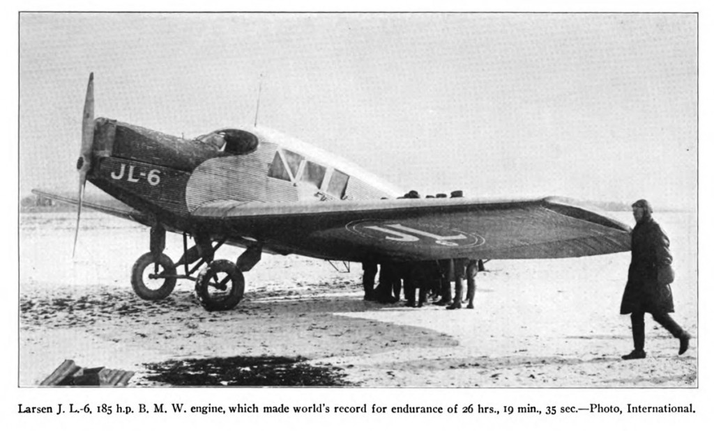 Larsen JL-6 (Junkers F.13)