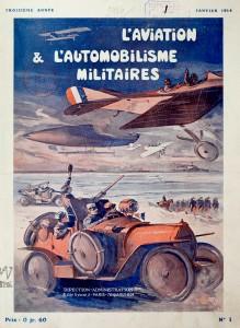 L'Aviation et l'Automobilisme Militaires (enero de 1914)