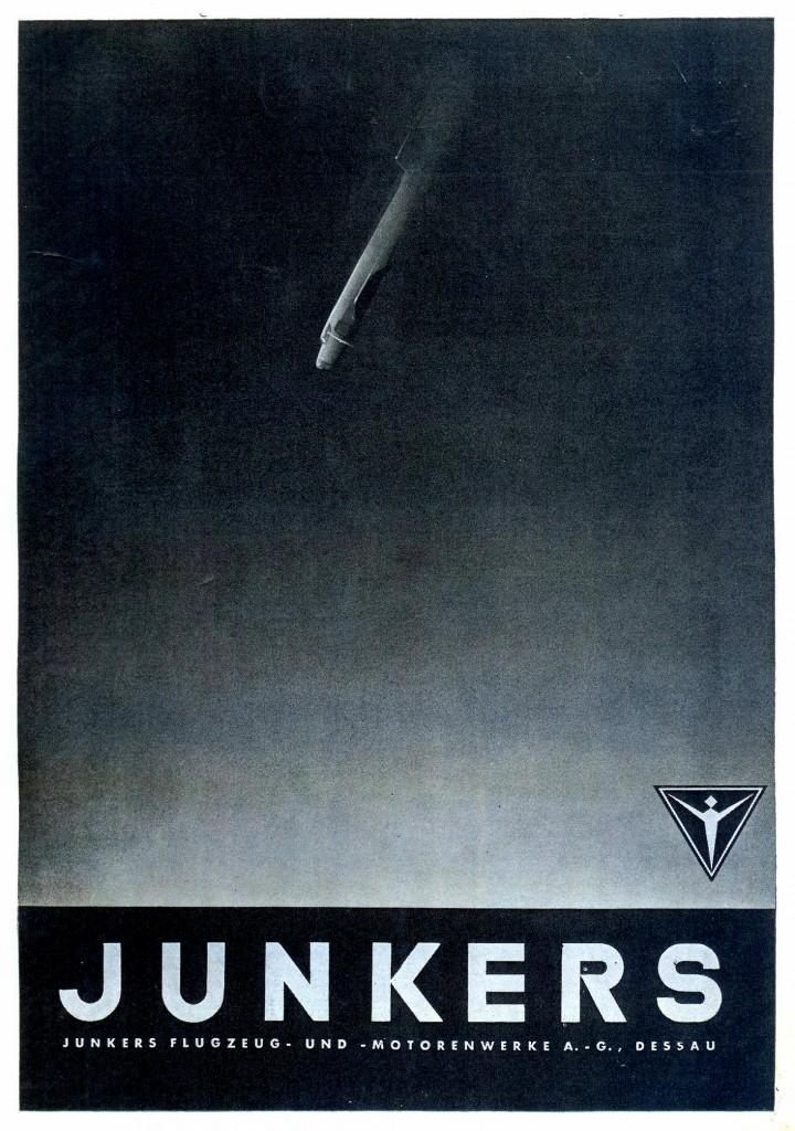 Junkers Flugzeug und Motorenwerke A.G., Dessau