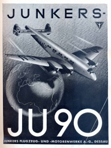 """Junkers Ju-90 """"Der grosse Dessauer"""""""