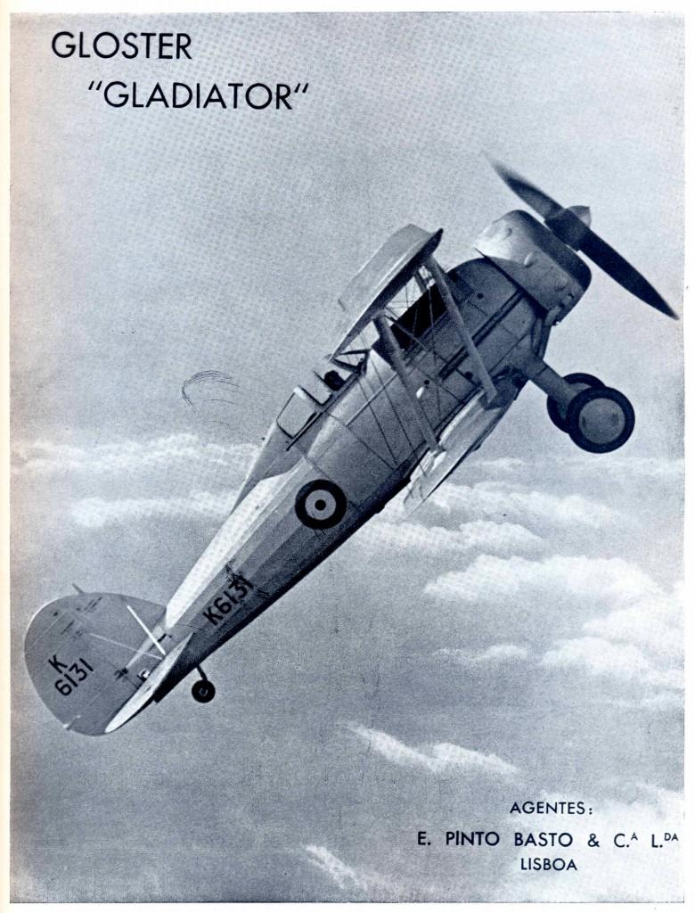 "Gloster ""Gladiator"""