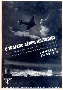 Tráfico aéreo nocturno