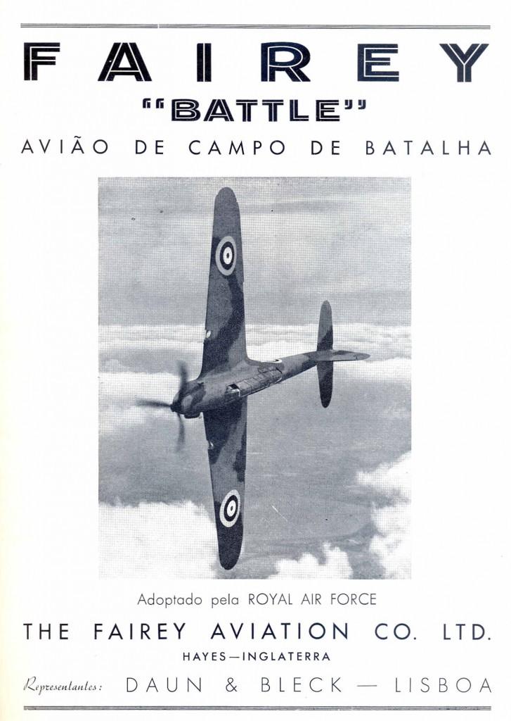 Fairey Battle – aviâo de campo de batalha