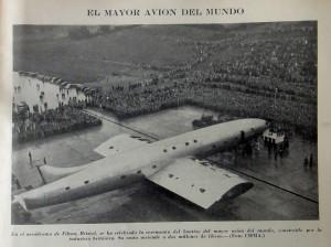 El mayor avión del mundo