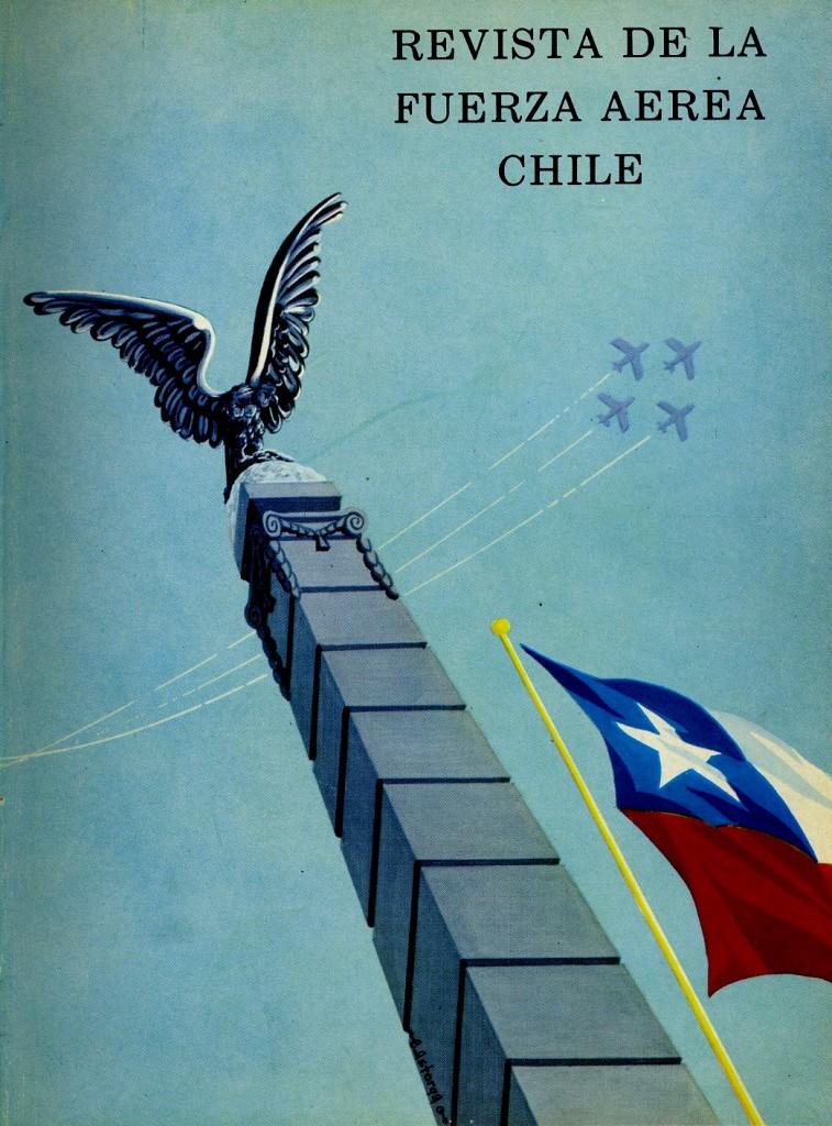 La fuerza aérea de Chile
