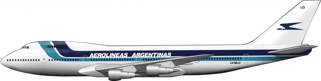Librea ibérica para Aerolíneas Argentinas