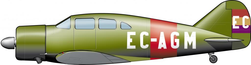 Un avión ejecutivo republicano