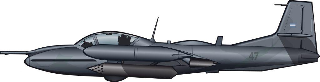 Hostigamiento aéreo en El Salvador
