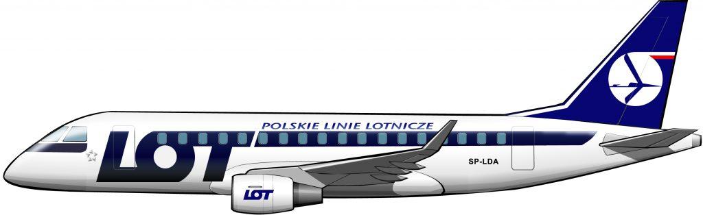 El jet de pasajeros hecho en Brasil
