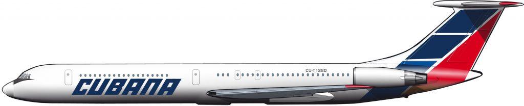 Aviones ex-soviéticos para el turismo cubano
