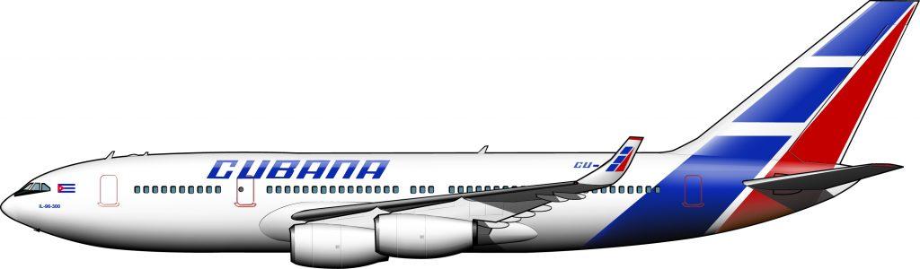 El gran avión de Cubana