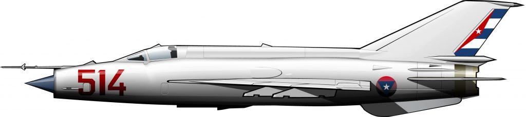Mach 2 para la DAAFAR