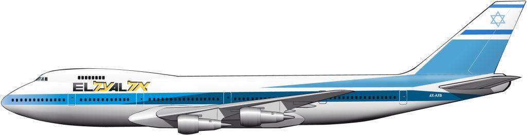 El modelo El Al de aerolínea civil en estado de guerra permanente