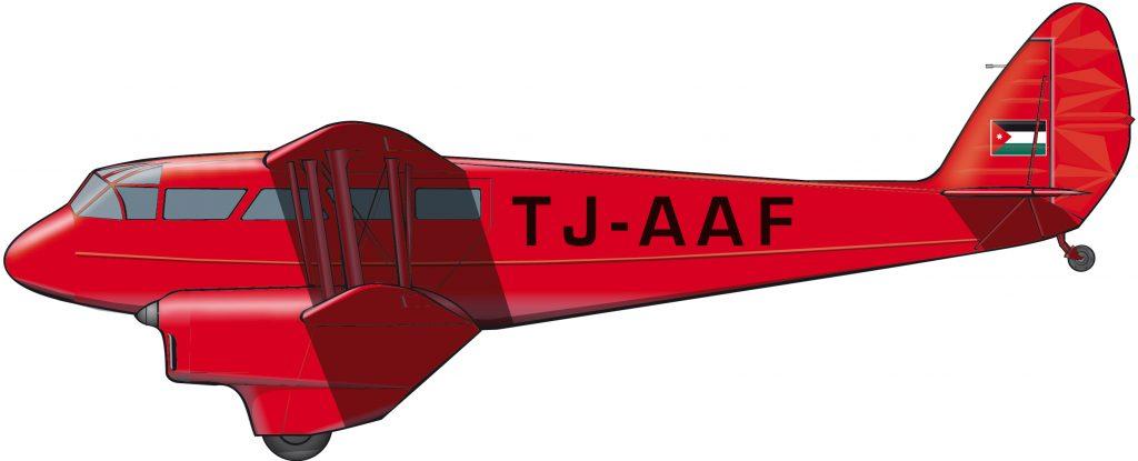 Arab Airways de Jerusalén