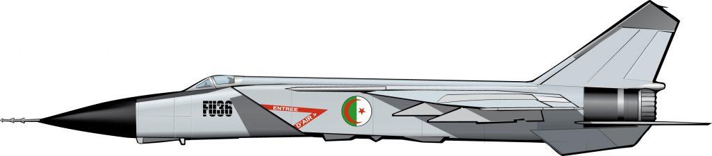 La amenaza argelina