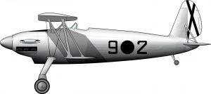 Restos de serie de la Luftwaffe