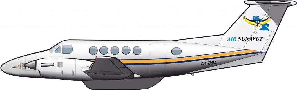 La aerolínea de Nunavut