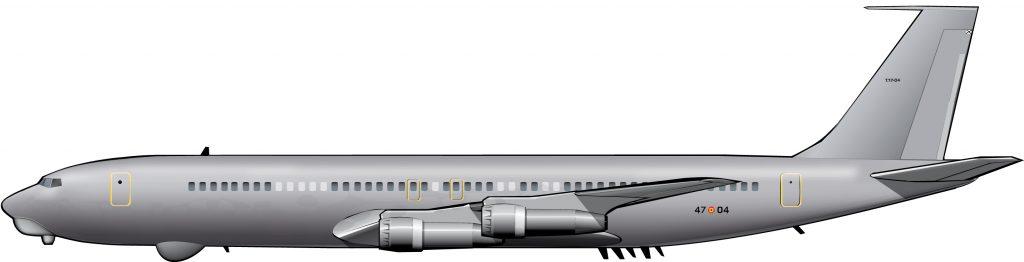 El Gran Avión Espía español
