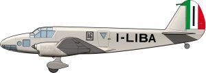 Ghibli: el avión perfecto para el desierto libio