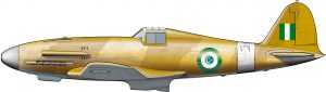 Aviones italianos para la Real Fuerza Aérea Egipcia
