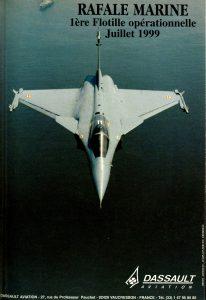 Rafales para la Marina francesa