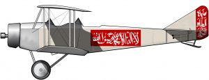 Máquinas italianas para la aviación yemení