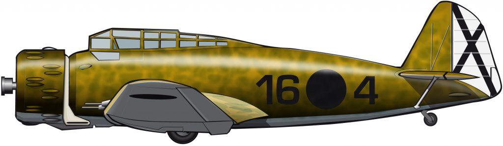 Aeroplano di combattimento